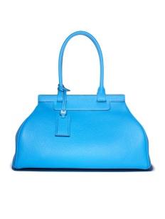 Pauline bag in Azur by Moynat