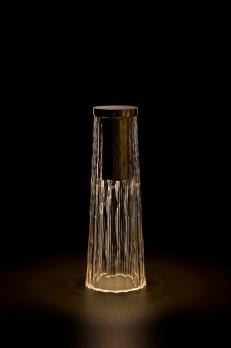 BABEL a rechargeable LED table lamp by Noé Duchaufour Lawrance