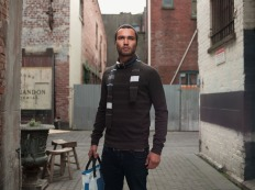 Men's apparel by Icebreaker from New Zealand