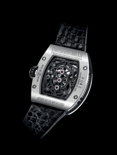 Actress Natalie Portman's Richard Mille ladies watch