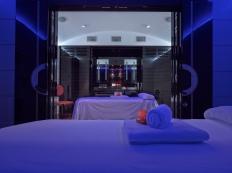 New SISLEY spa at Grand Hotel Jumeirah via Veneto in Roma.