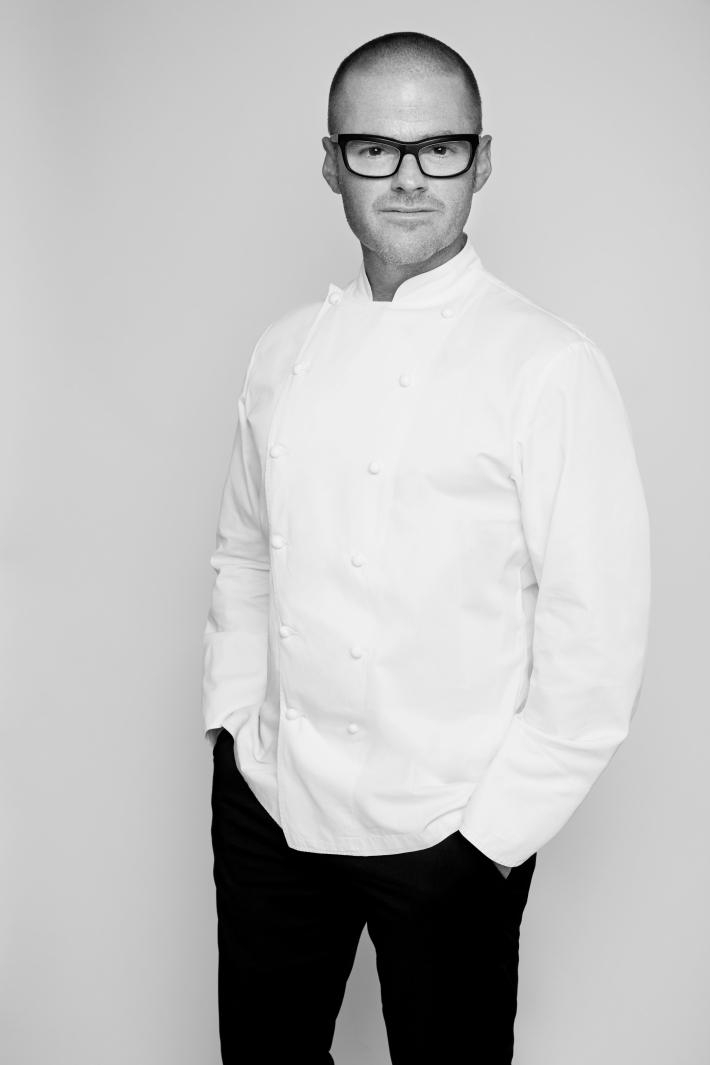 Heston Blumenthal Chef Whites B&W 2 (photo credit Alisa Connan)