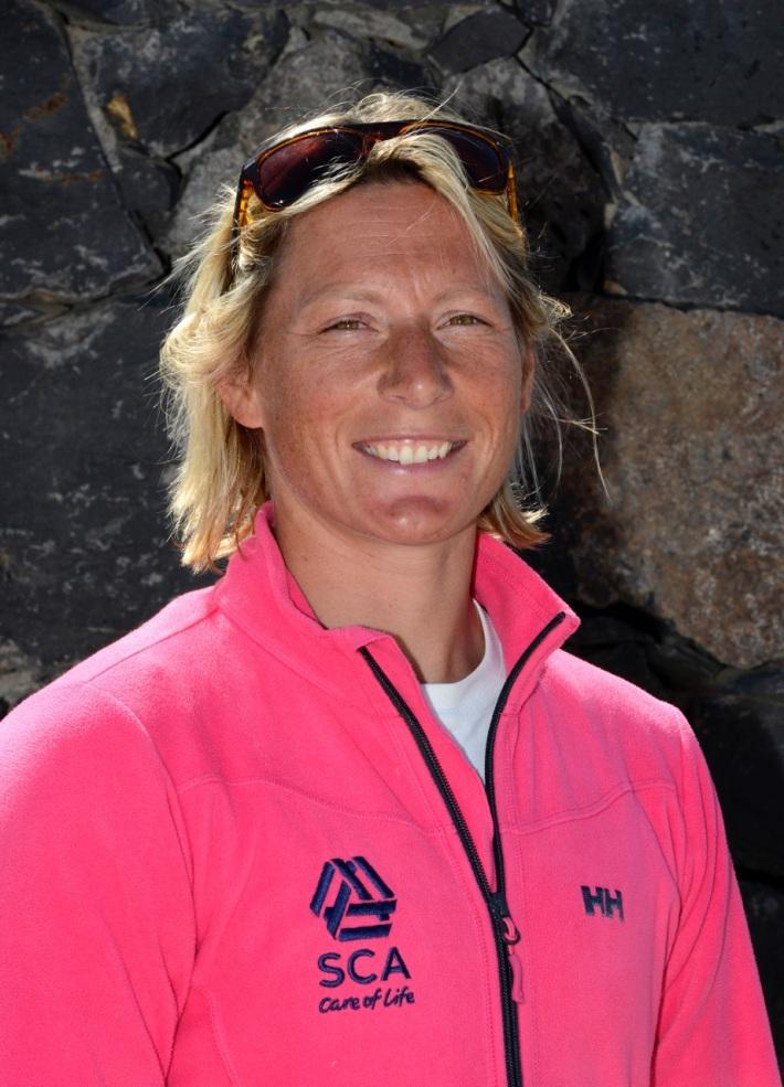 team SCA_Abby Ehler_ volvo ocean  race