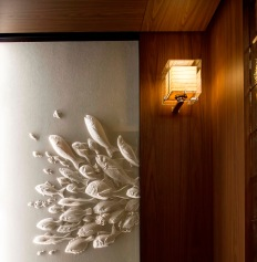 Magnificent details at Andaz Tokyo by Toni Chi