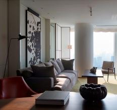 Guestroom at Andaz Tokyo by Toni Chi