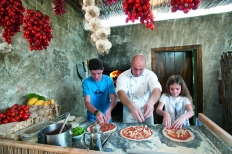Cooking lessons at Belmond Hotel Caruso, Ravello, Italy