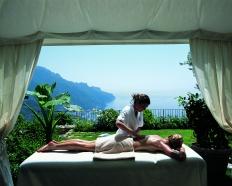 The Spa at Belmond Hotel Caruso, Ravello, Italy