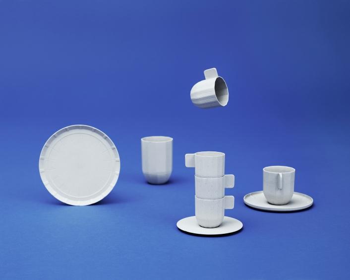 Hay Paper Porcelain by scholten & baijings