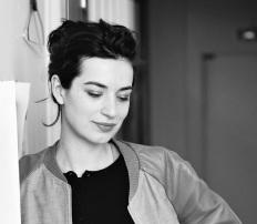 French designer Pauline Deltour