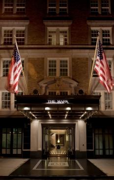 THE MARK Hotel ENTRANCE