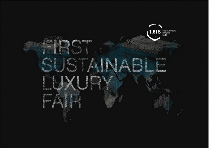 logo First Sustainable Luxury Fair barbara coignet