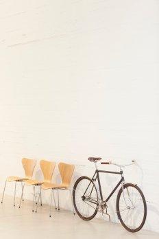 Fritz Hansen Velorbis bicycle 'Arrow Seven 60