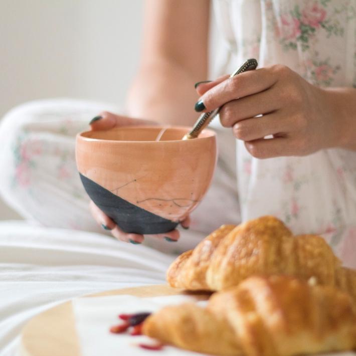 Bol abricot - Maison Godillot - copyrights maison godillot