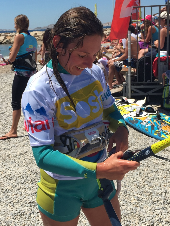 sosh freestyle cup x roxy marseille 2015 kite surf