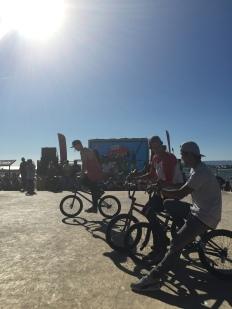 BMX Pro Rider Mathias Dandois