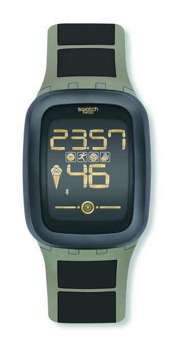 Swatch Touch Zero One; 2015 FallWinter; 1508 Touch Zero One