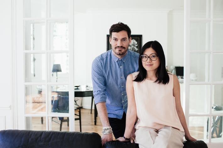 Yui et Camille Maison Godillotportrait