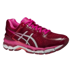 Setting new goals with new Asics Gel Kayano 22 Pink