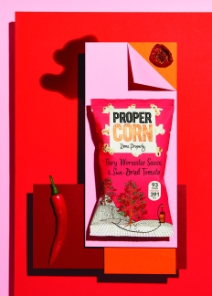 Propercorn by Jess Bonham and Anna Lomax