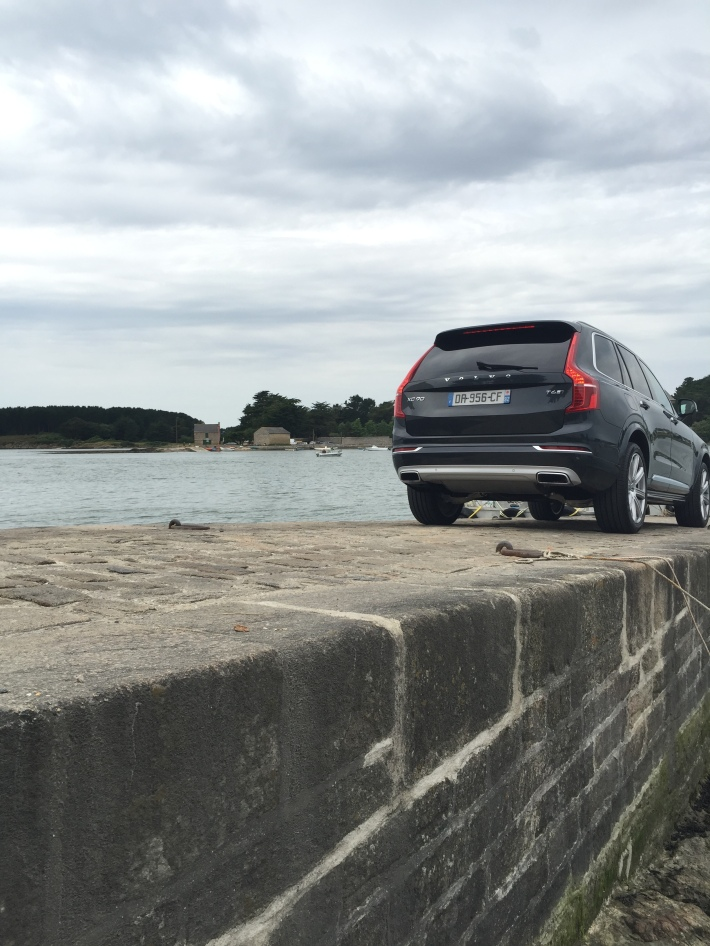 New Volvo XC 90 Road test