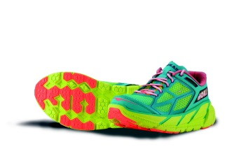 Clifton running shoes by Hoka One One