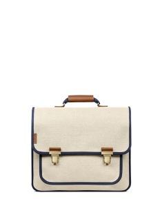 L/Uniform 'school bag' by Jeanne Signoles