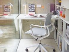 Physics office swivel chair, Vitra