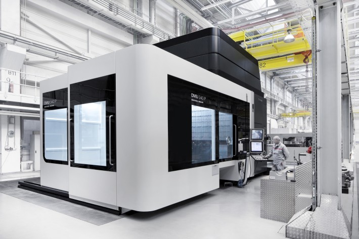 New machinery for Audi's Toolmaking: