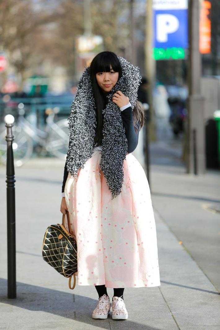 Susie Bubble x Diadora Heritage in Paris
