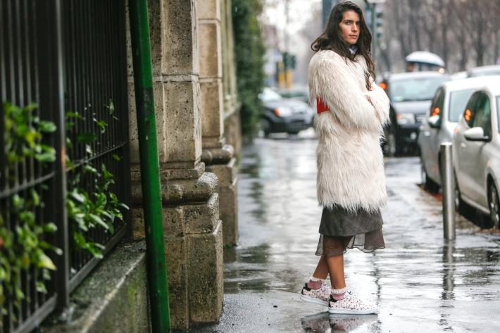 Chiara Totire x Diadora Heritage in Paris